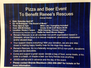 Pizza & Beer Event